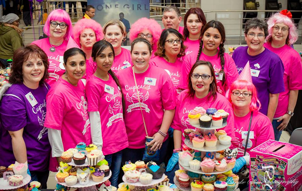 National Cupcake Day  Participating Malls  & Shopping Centres