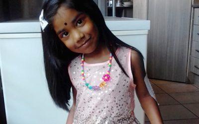 Meet Shanaya, Our Sarcoma Hero.
