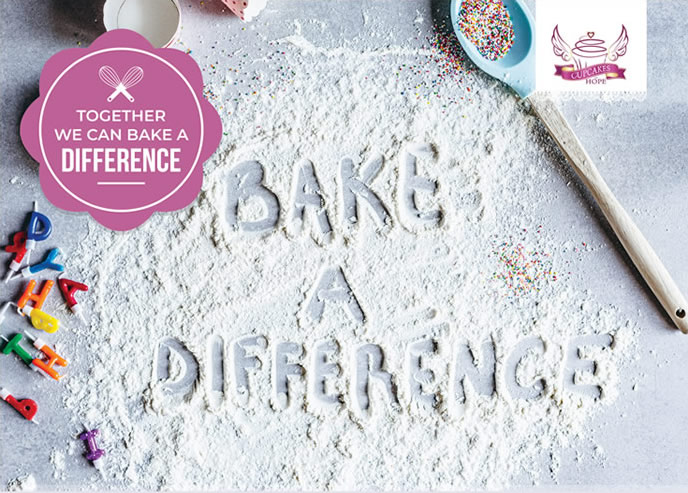 September #bakeadifference initiative.