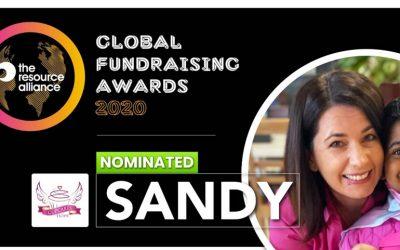 The Resource Alliance Global Fundraising Award (Ifc2020)