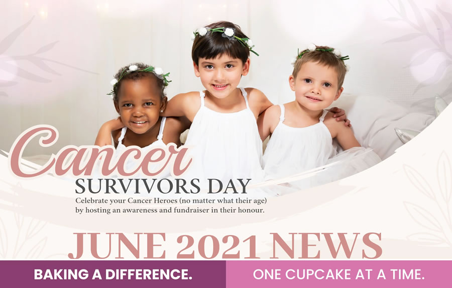 Celebrating our Cancer Survivors this June!